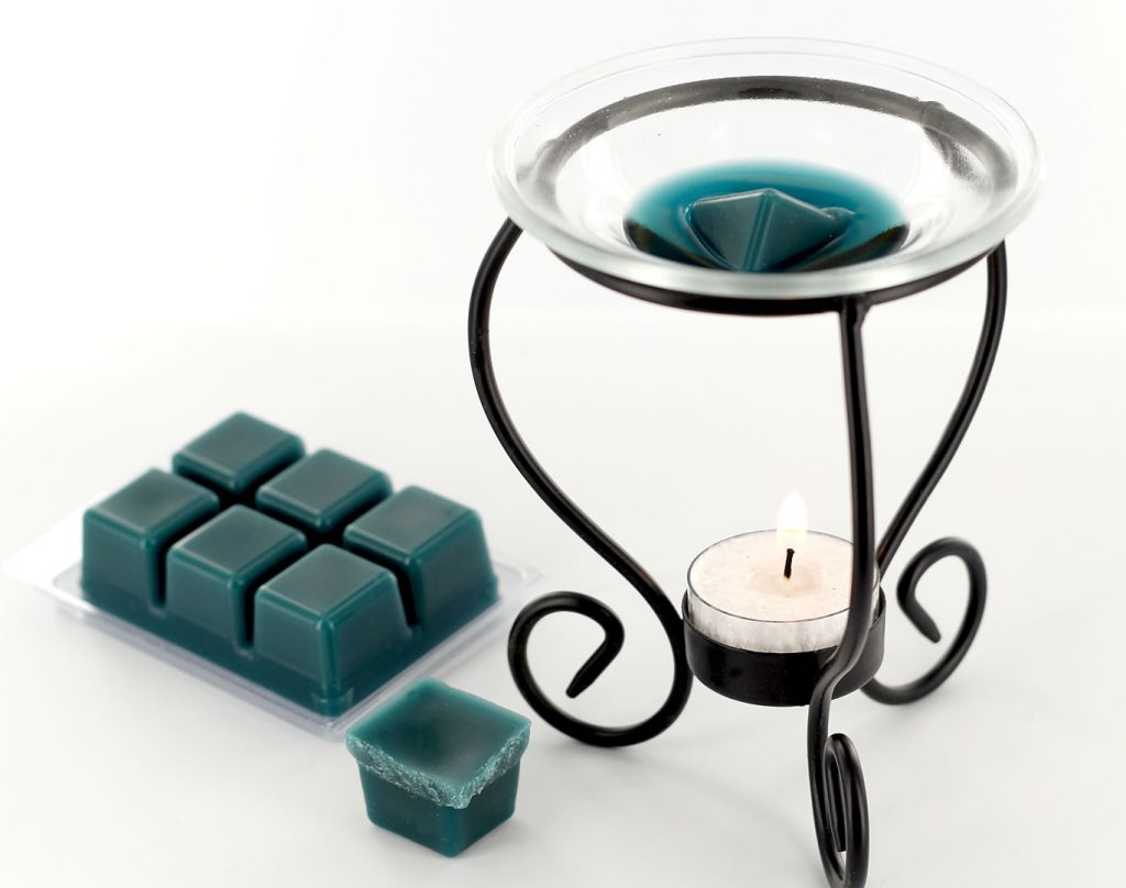 Using Scented Wax Melts at Home